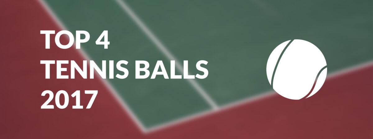 best tennis balls 2017