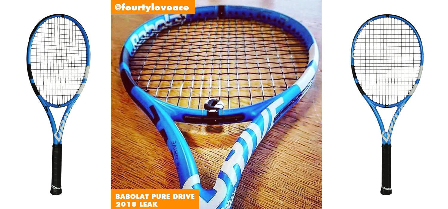 Babolat Pure Drive 2017 / 2018 [Leak] - This is the new Pure Drive